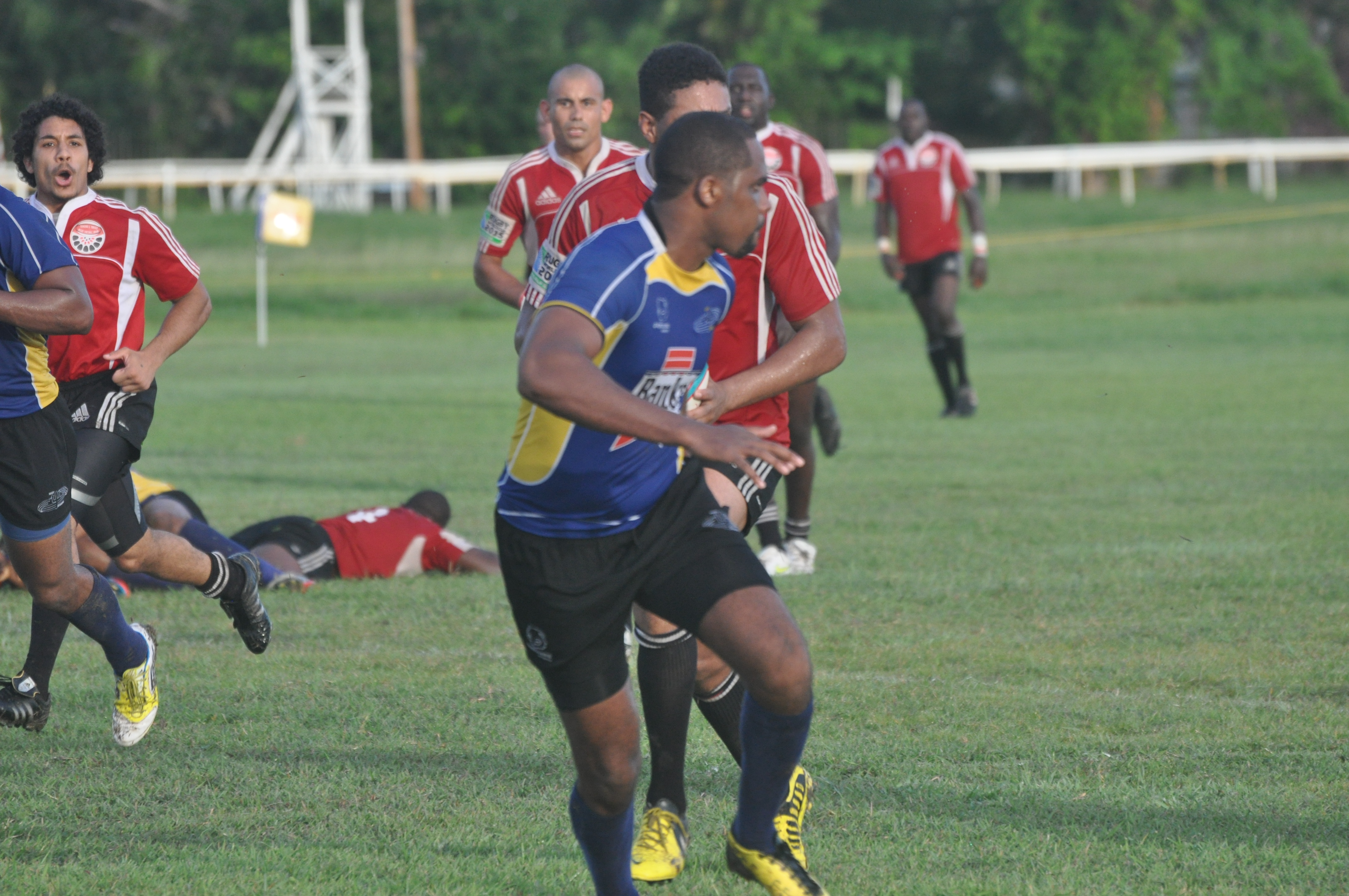 Sporting rugby